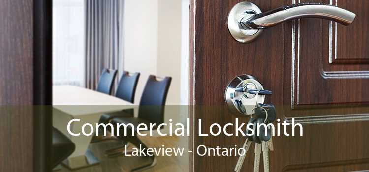 Commercial Locksmith Lakeview - Ontario
