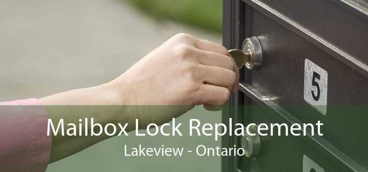 Mailbox Lock Replacement Lakeview - Ontario